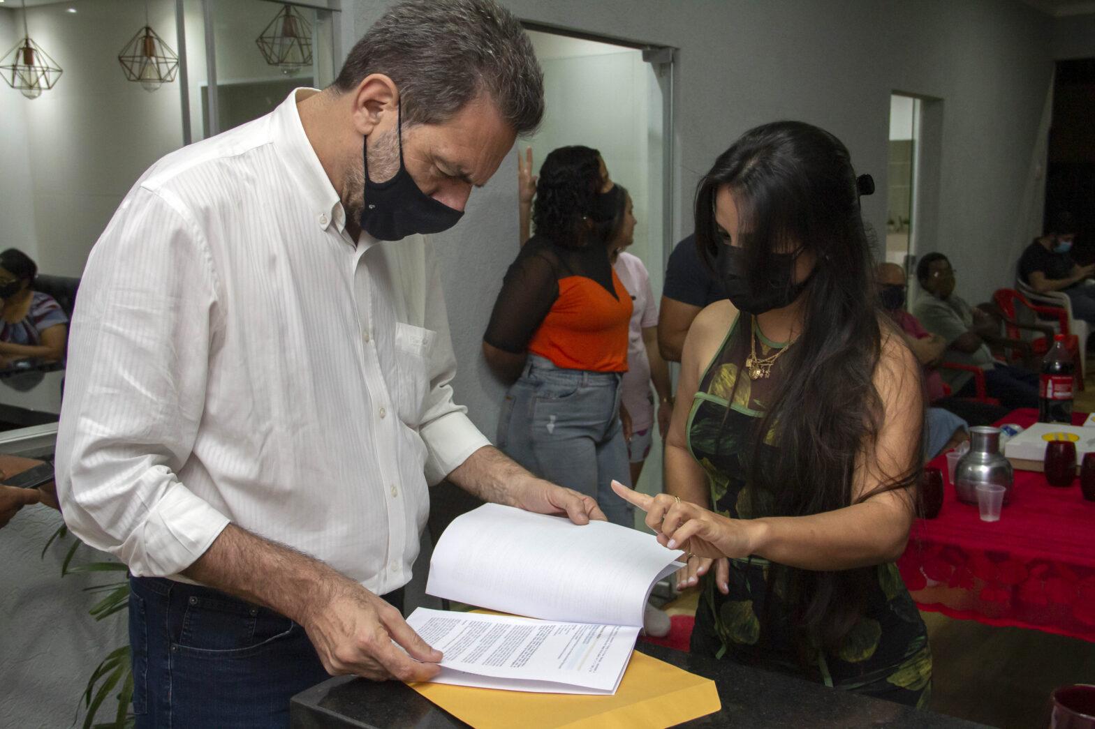 Enio Verri destaca emendas para saúde e agricultura