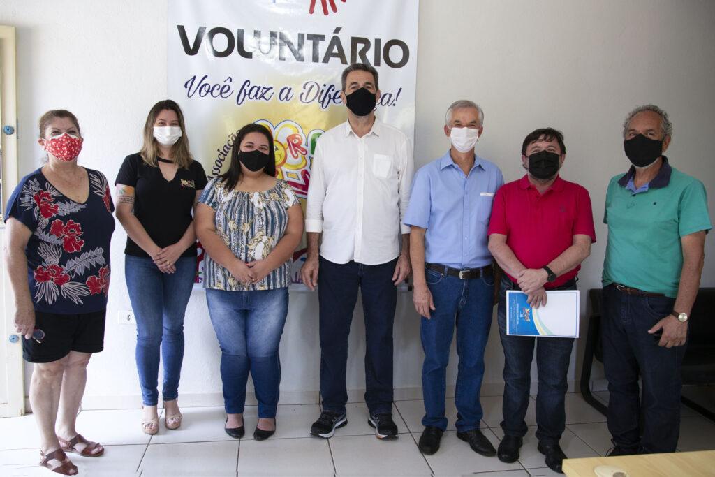 Florart e Fazenda São Sebastião devem receber apoio de Enio Verri
