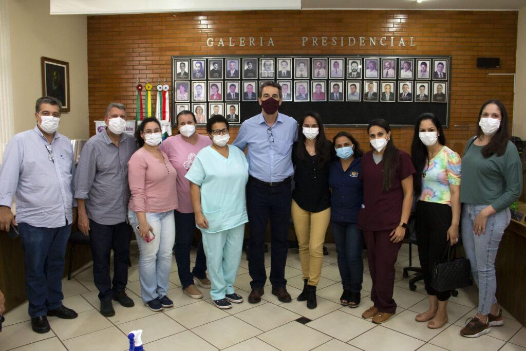 Enio Verri destina emenda para saúde em Paraíso do Norte
